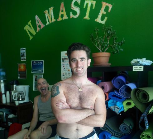 Chai Necklace and Nipple Rings - Namaste Indeed